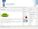MT4-002:無料MovableTypeテンプレート