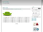 MT4-004-2:無料MovableTypeテンプレート(2カラム)