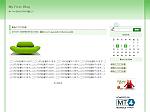 MT4-005-2:無料MovableTypeテンプレート(2カラム)