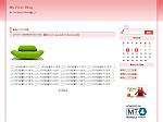 MT4-006-2:無料MovableTypeテンプレート(2カラム)
