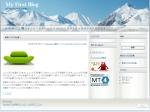MT4-009:無料MovableTypeテンプレート