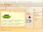MT4-011:無料MovableTypeテンプレート
