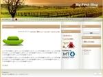 MT4-021:無料MovableTypeテンプレート